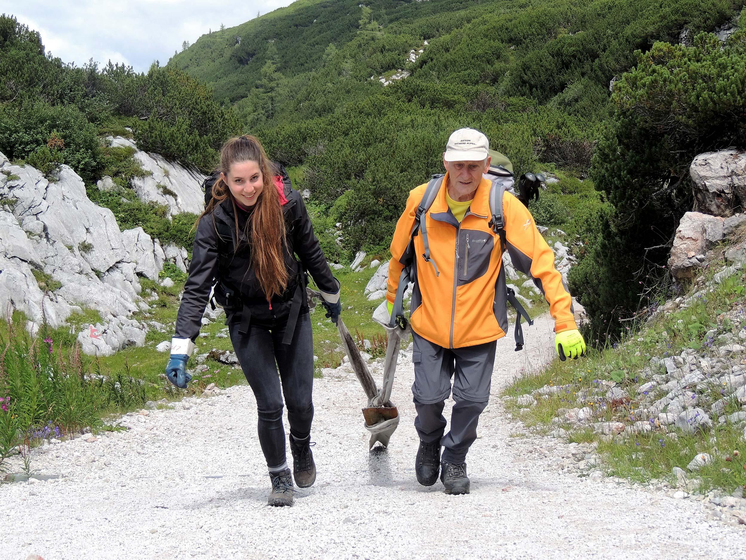 Aktion Saubere Alpen