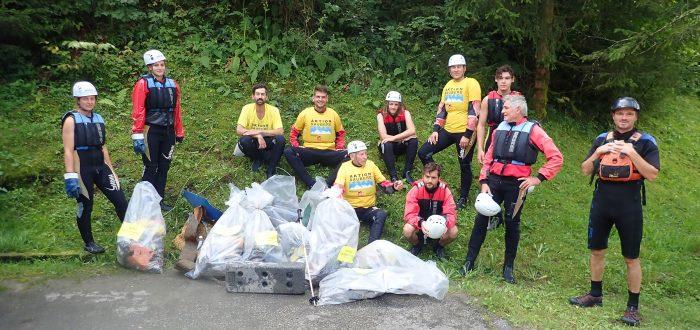 Bilanz Aktion Saubere Alpen 2017 1