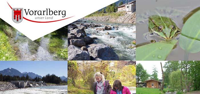 Renaturierungsmaßnahmen für lebendige Gewässer in Vorarlberg