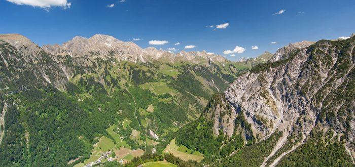 Schützenswerte Schätze Großes Walsertal