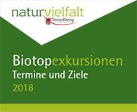 Biotopexkursionen 2018